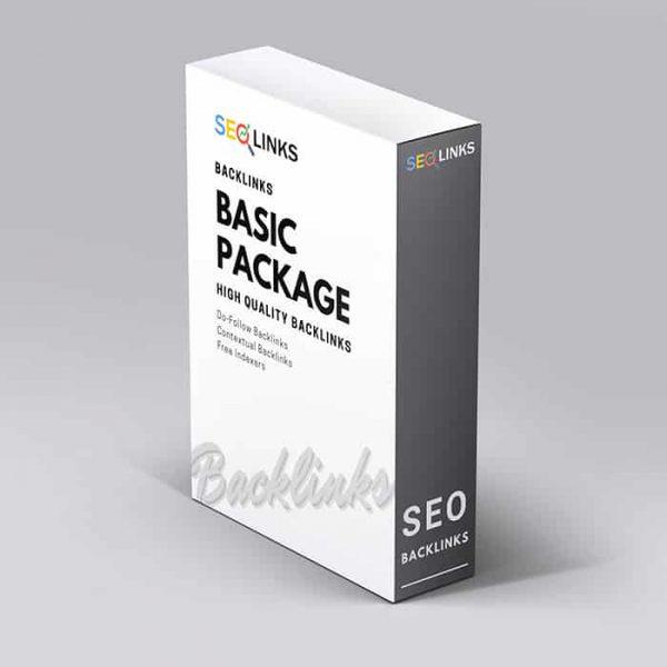 basic seo backlinks package